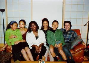 Family circa 1993